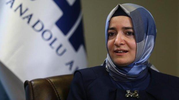 Турецький міністр стала персоною нон-грата у Нідерландах