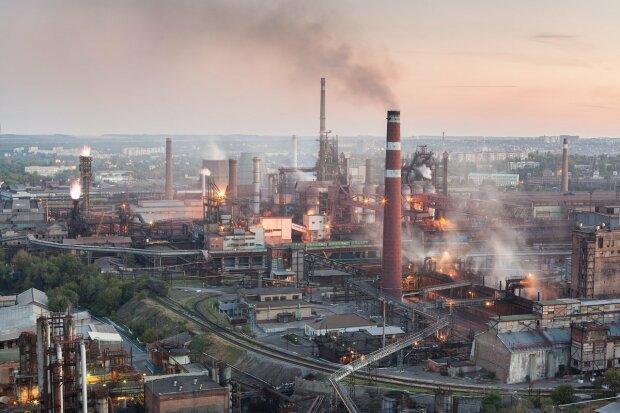 Кривий Ріг спіткала екологічна катастрофа: кричущу ситуацію у місті показали одним кадром