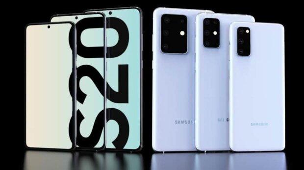 Samsung Galaxy S20, gizchina