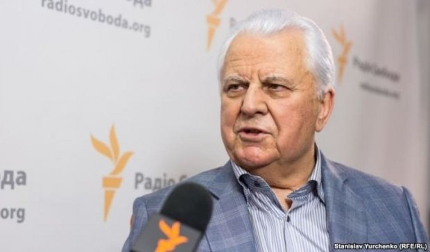 Леонід Кравчук скаржиться на маленьку пенсію