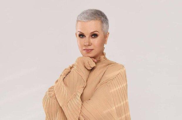 """Измученная Алла Мазур поделилась с украинками историей победы над раком: """"Разговор – не только о беде и боли"""""""