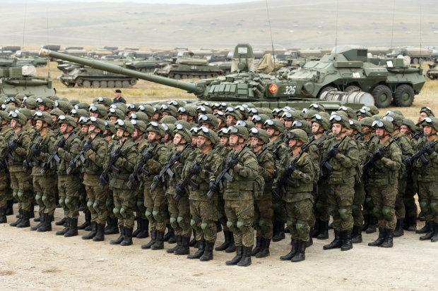 Россия планирует полномасштабное вторжение в Украину: опубликована карта
