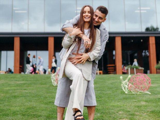Ксения Мишина и Александр Элларт, фото из instagram
