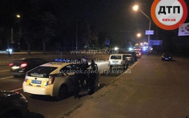 В столичном парке расстреляли двух человек, - СМИ
