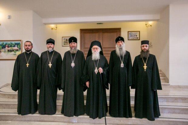 В Тиране Предстоятель Албанской Церкви принял делегацию УПЦ
