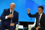 Зеленський і Лукашенко, скріншот з відео