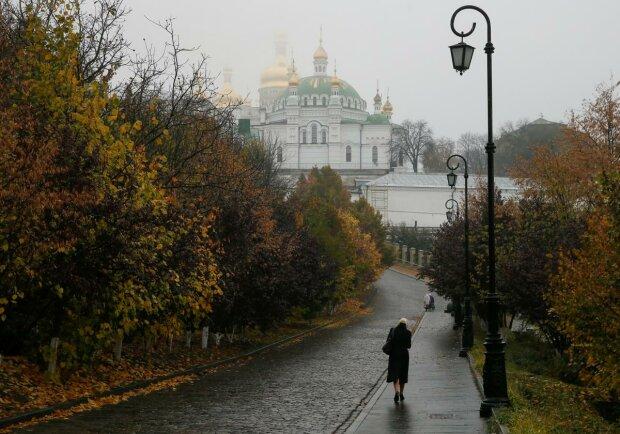 """Продрогший Киев утонет в тумане: стихия резко """"выключит свет"""" 28 ноября"""