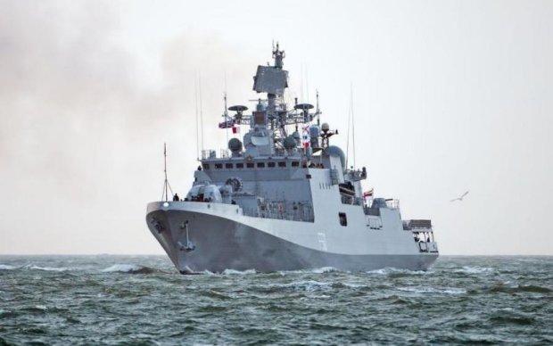 Россия нанесла масштабный ракетный удар по Сирии