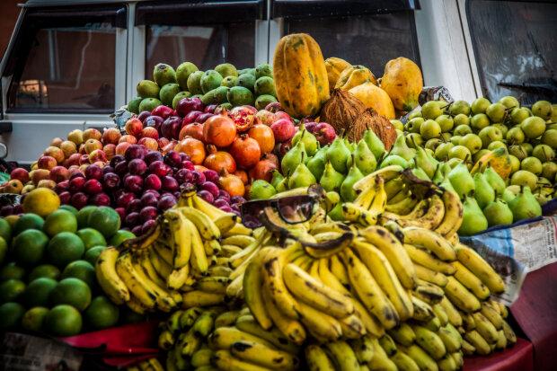 фрукти, фото Pxhere