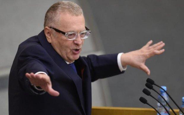 Все спалять: Жириновський сказав, що буде з Україною