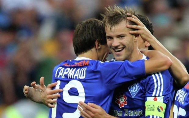 Лидером Динамо интересуются итальянские гранды