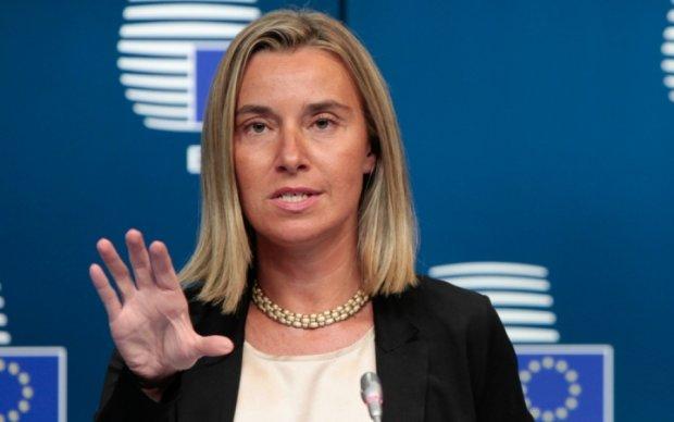 Могерини назвала инструмент для прекращения украинского конфликта
