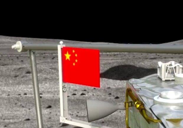 """На Місяці знову замайорів червоний прапор: у супутника Землі новий """"власник"""""""