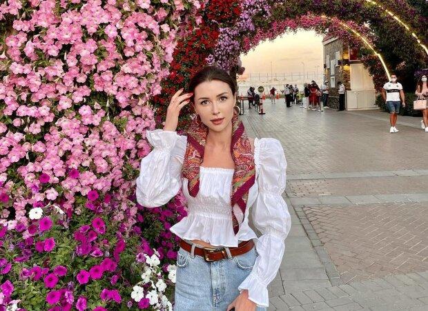 Анна Заворотнюк, фото Інстаграм