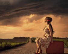 Девушка, фото - Baltana