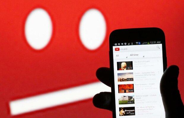 YouTube меняет наказание