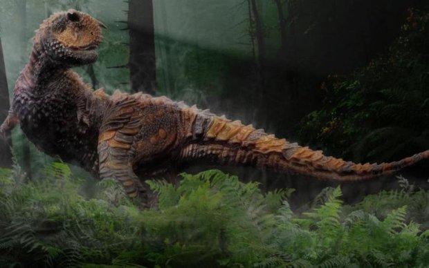Свежий труп динозавра озадачил ученых