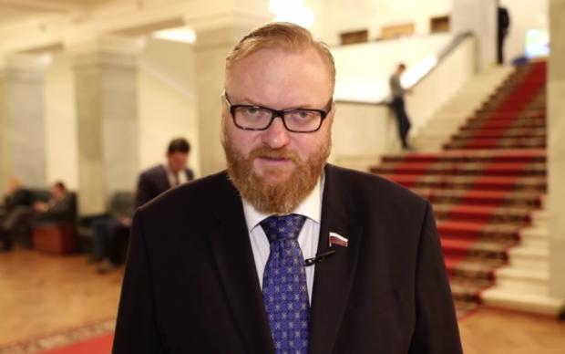 Милонов случайно выболтал список главных угроз для России