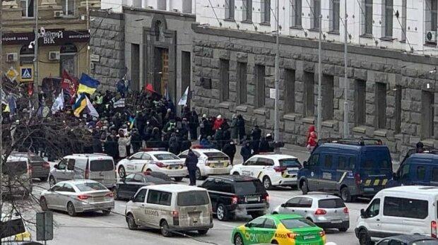 Розлючені харків'яни примчали до Терехова через Жукова і Коксихім