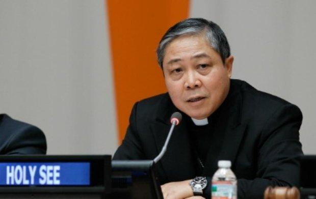 Ватикан закликав захистити українців від Путіна