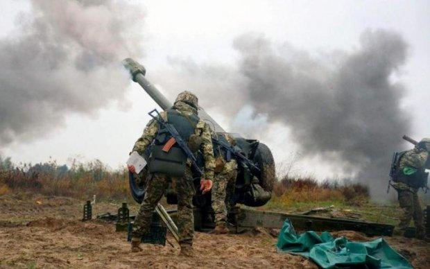 Грады путинских отморозков накрыли Донбасс, Украина потеряла героя