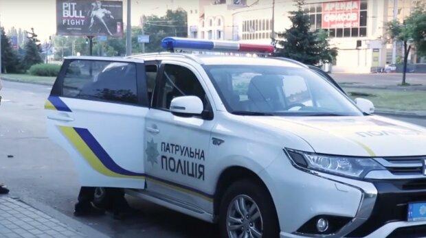 патрульная полиция, скриншот с видео