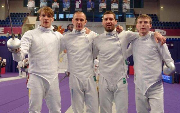 Українські фехтувальники зупинились за крок до призового місця на етапі Кубку світу