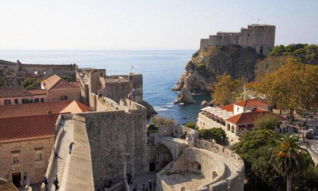 """Дубровник та інші міста Вестеросу: де знімали """"Гру престолів"""" в Хорватії"""