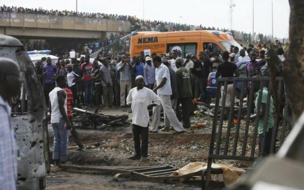 Смертниця влаштувала кривавий теракт біля мечеті