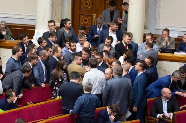 """Листування """"слуг народу"""" Лероса і Верещук, яке взбісило Бужанського, потрапило в мережу: """"Посміємося разом"""", фото"""
