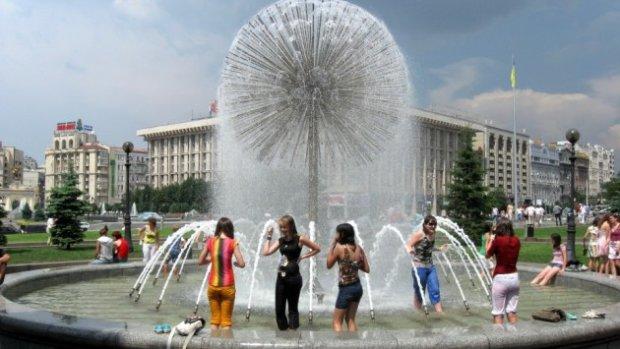 Пекельні вихідні у Києві: спека побила три температурні рекорди
