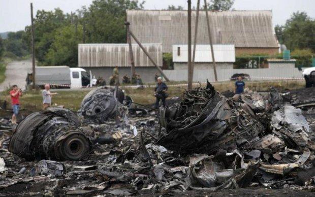 Катастрофа МН17: таємні кадри 2014-го перевернули все догори дригом