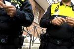 Іспанська поліція, скріншот з відео