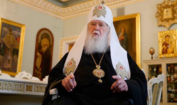 Предстоятель УПЦ КП Патріарх Філарет