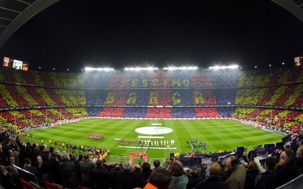 Барселона впервые за 16 лет сменила имидж