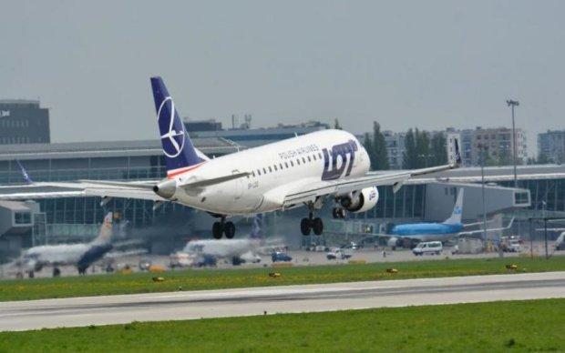 Польська авіакомпанія розправила крила в Києві: перші подробиці