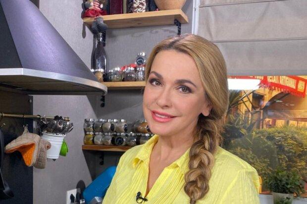 Ольга Сумская, фото: instagram.com/olgasumska