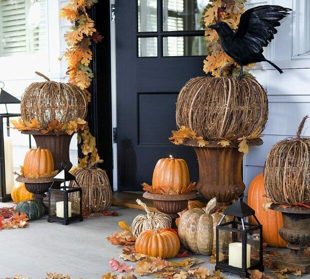 Как украсить дом на Хэллоуин: полезные и интересные советы