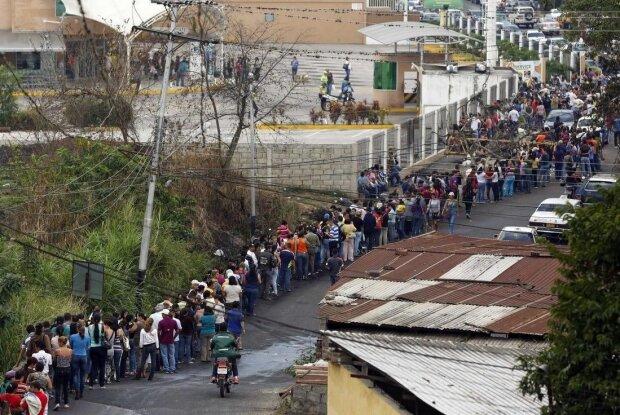 Протесты в Венесуэле, фото -  Noticias Diaria