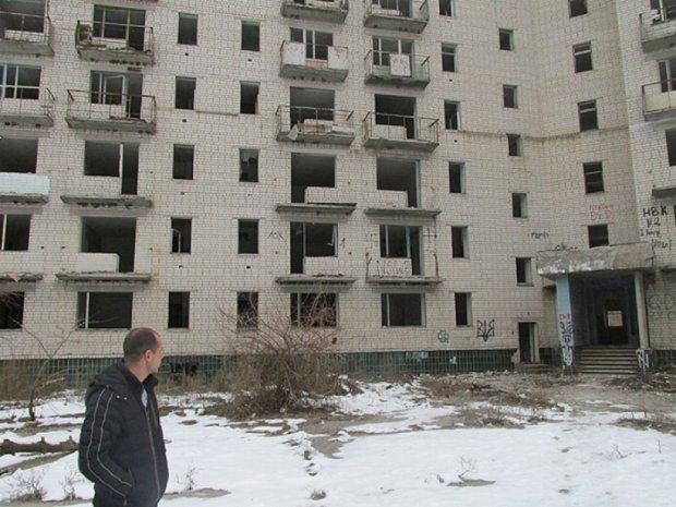 Біженці з АТО купують квартири у вимерлому селищі