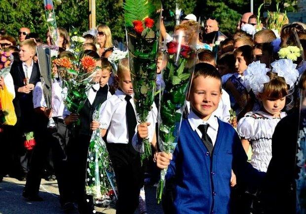 Поздравления школьникам с 1 сентября