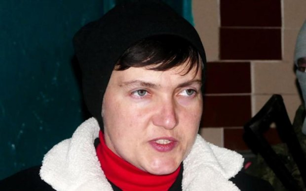 Не пощастило малюкам: у мережі висміяли фото Савченко на дитячому святі
