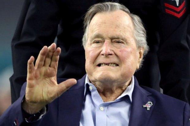 В США простились с 41-м президентом Джорджем Бушем: Трамп отметился и здесь