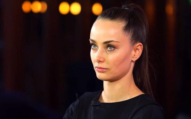 Ксения Мишина, скриншот с видео