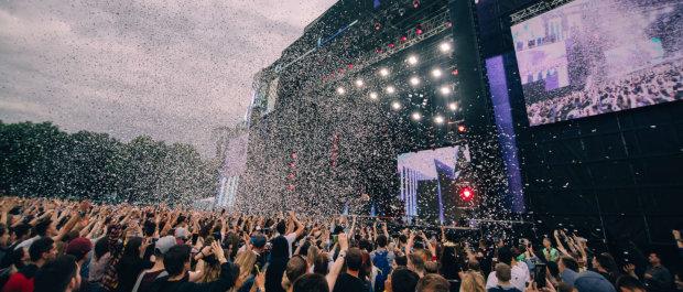 """Atlas Weekend 2019: в Киеве сегодня выступят обладатели """"Грэмми"""", легендарные Black Eyed Peas"""