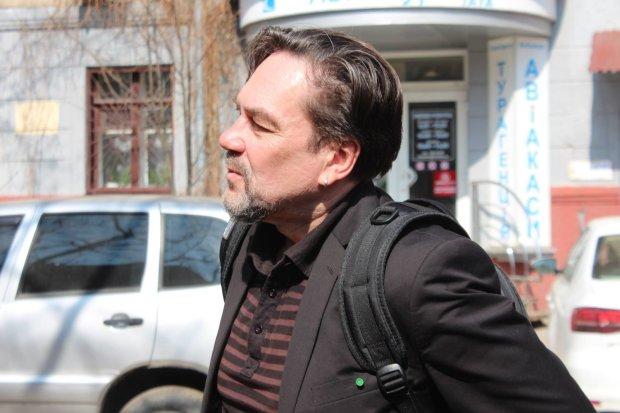 Юрий Андрухович, украинский писатель и поэт