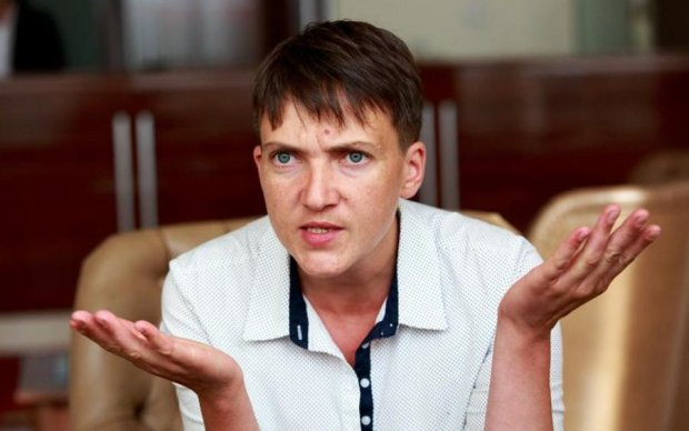 Вражаючі факти: що розповіла сестра Савченко на Майдані