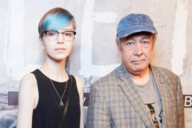 Анна-Марія Єфремова з батьком, фото: globallookpress.com