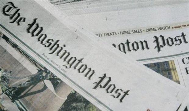 Washington Post заблокував доступ до сайту користувачам, які блокують рекламу