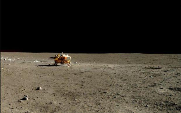 Треугольный НЛО на Луне взбудоражил ученых: фото